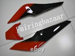 Fit for CBR250R 2011-2013 MUGEN Red Black ABS Plastic Injection Mold Fairing Kit