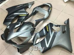 Fit for Honda 2001-2003 CBR600 F4I Injection Mold Fairing Plastic Bodywork fA1