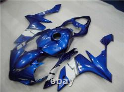 Fit for Injection Molding Blue Plastic Fairing ABS Yamaha 2007-2008 YZF R1 r020