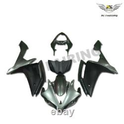 Fit for Injection Molding Fairing Yamaha 2007-2008 YZF R1 Black Plastic r006