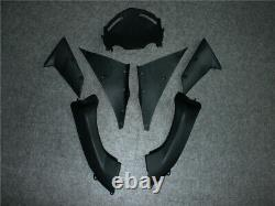 Fit for Kawasaki 2006 2007 ZX10R Injection Mold Grey Plastic Fairing a02045