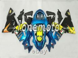 Fit for Kawasaki ZX10R 2004-2005 04-05 Plastics Set Injection Mold Fairing #Ak