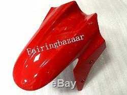 Fit for NINJA 250R 2008-2012 Red ABS Injection Mold Plastic Bodywork Fairing Kit