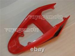 Fit for Suzuki 04-05 GSXR 600 750 Injection Mold Fairing Plastics Set Red Black
