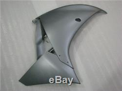 Fit for Yamaha 2012-2014 YZF R1 Injection Mold Grey Fairing Kit ABS Plastic x005