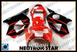 For 02-03 CBR954RR CBR ABS Plastic Injection Mold Full Fairing Set Bodywork P04