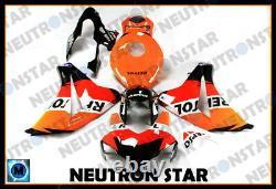 For 08-11 CBR1000RR CBR ABS Plastic Injection Mold Full Fairing Set Bodywork P01