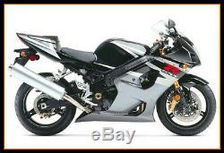 For 2003-04 GSXR1000 K3 ABS Plastic Injection Mold Full Fairing Set Bodywork P04