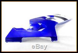 For 2004-05 GSXR600 750 ABS Plastic Injection Mold Full Fairing Set Bodywork P01