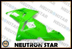 For 2004-05 ZX-10R ZX10 ABS Plastic Injection Mold Full Fairing Set Bodywork GR