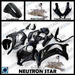 For 2016-19 ZX-10R ZX10 ABS Plastic Injection Mold Full Fairing Set Bodywork P01