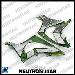 For 2016-19 ZX-10R ZX10 ABS Plastic Injection Mold Full Fairing Set Bodywork P02