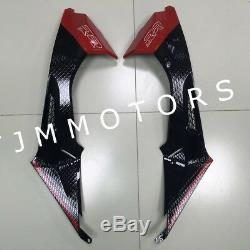 For BMW S1000RR 2009-2014 ABS Injection Mold Bodywork Fairing Plastic Red Black