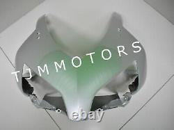 For CBR1000RR 04-05 ABS Injection Mold Bodywork Fairing Kit Plastic Silver Black
