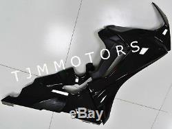 For CBR1000RR 17-19 ABS Injection Mold Bodywork Fairing Kit Plastic Gloss Black