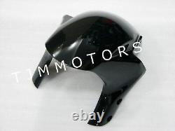 For CBR1000RR 2004-2005 ABS Injection Mold Bodywork Fairing Kit Plastic Black RB