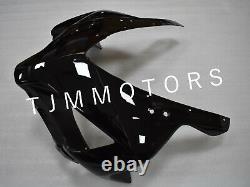For CBR1000RR 2004-2005 ABS Injection Mold Bodywork Fairing Plastic Kit Black
