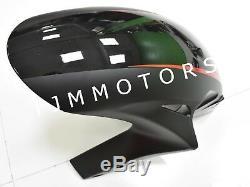 For CBR1000RR 2006 2007 ABS Injection Mold Bodywork Fairing Kit Plastic Black