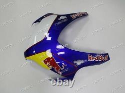 For CBR1000RR 2008-2011 ABS Injection Mold Bodywork Fairing Kit Plastic Blue RB