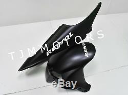 For CBR600RR 05-06 ABS Injection Mold Bodywork Fairing Kit Plastic Matte Black