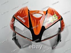 For CBR600RR 05-06 ABS Injection Mold Bodywork Fairing Kit Plastic Rossi Repsol