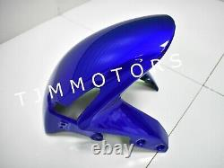 For CBR600RR 07-08 ABS Injection Mold Bodywork Fairing Kit Plastic Yellow Blue