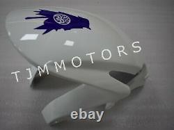 For CBR600RR 09-12 ABS Injection Mold Bodywork Fairing Kit Plastic Blue Splash
