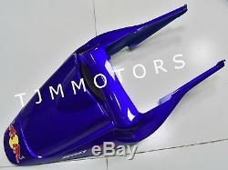 For CBR600RR 2003 2004 ABS Injection Mold Bodywork Fairing Kit Plastic Blue RB