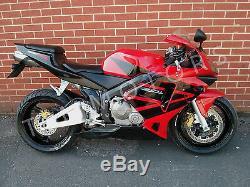 For CBR600RR 2003 2004 ABS Injection Mold Bodywork Fairing Kit Plastic Red Black