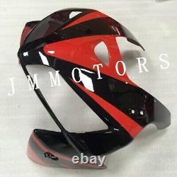 For CBR600RR 2005-2006 ABS Injection Mold Bodywork Fairing Kit Plastic Red Black