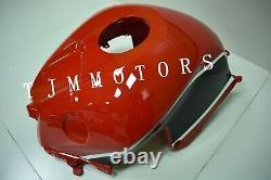 For CBR600RR 2013-2018 ABS Injection Mold Bodywork Fairing Kit Plastic Red Black