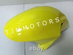 For CBR929RR 00-01 ABS Injection Mold Bodywork Fairing Kit Plastic Yellow Black