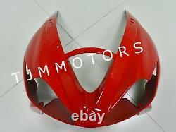 For Daytona 675 2006-2008 ABS Injection Mold Bodywork Fairing Kit Plastic Red