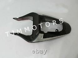 For GSXR1000 00-02 ABS Injection Mold Bodywork Fairing Kit Plastic Red Silver