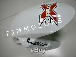 For GSXR1000 05-06 ABS Injection Mold Bodywork Fairing Kit Plastic Black White