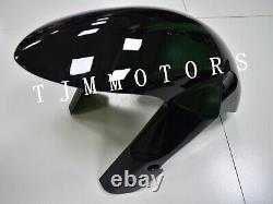For GSXR1000 05-06 ABS Injection Mold Bodywork Fairing Kit Plastic Grey Black