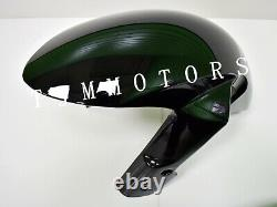 For GSXR1000 05-06 ABS Injection Mold Bodywork Fairing Kit Plastic White Black