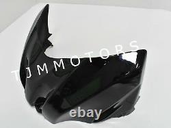 For GSXR1000 2009-2016 ABS Injection Mold Bodywork Fairing Kit Plastic Black