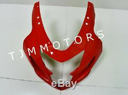 For GSXR600/750 2004-2005 ABS Injection Mold Bodywork Fairing Kit Plastic Red