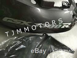 For Hayabusa GSX1300R 99-07 ABS Injection Mold Bodywork Fairing Kit Plastic Grey