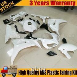 For Honda CBR1000RR 2006-2007 Unpainted ABS Plastic Bodywork Injection Mold New