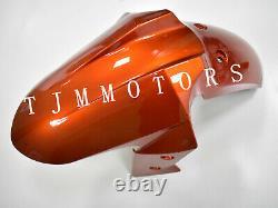 For Ninja300 13-17 ABS Injection Mold Bodywork Fairing Kit Plastic Burnt Orange