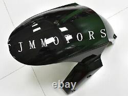 For Ninja ZX6R 2009-2012 ABS Injection Mold Bodywork Fairing Kit Plastic Black