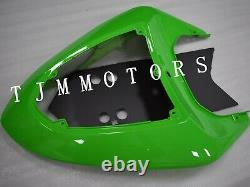 For Ninja ZX-10R 2006 2007 ABS Injection Mold Bodywork Fairing Kit Plastic Green