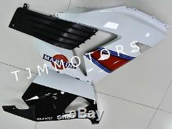 For Ninja ZX-14 06-11 ABS Injection Mold Bodywork Fairing Kit Plastic White Red