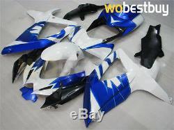 For SUZUKI GSXR 600 750 K8 2008 2009 2010 Fairing Plastics Set Injection Mold