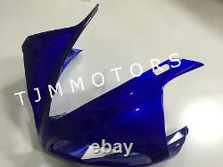 For YZF R1 2009-2011 ABS Injection Mold Bodywork Fairing Kit Plastic Blue Black
