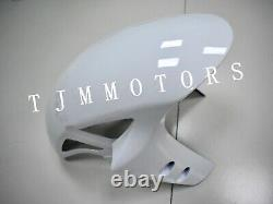 For YZF R1 2009-2011 ABS Injection Mold Bodywork Fairing Kit Plastic Pearl White