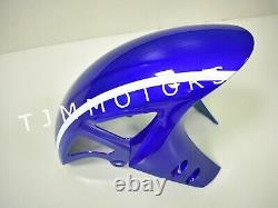For YZF R1 2012-2014 ABS Injection Mold Bodywork Fairing Kit Plastic Blue White
