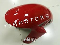 For YZF R1 2012-2014 ABS Injection Mold Bodywork Fairing Kit Plastic Red White